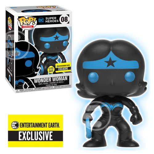 Funko JL EE Exclusives 2