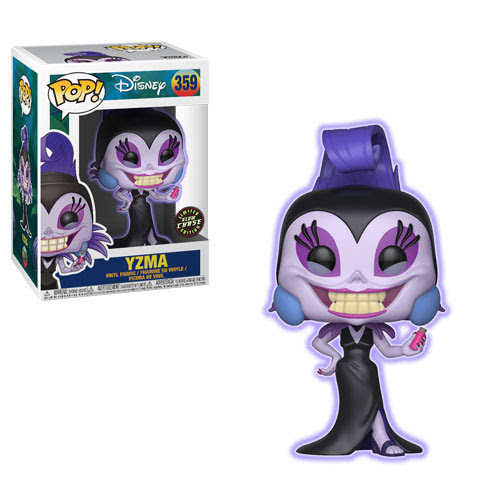 Funko Emperors New Groove Yzma Chase