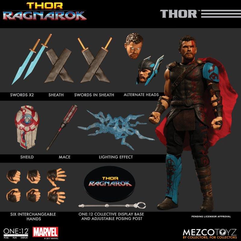 Mezco Thor Ragnarok 9