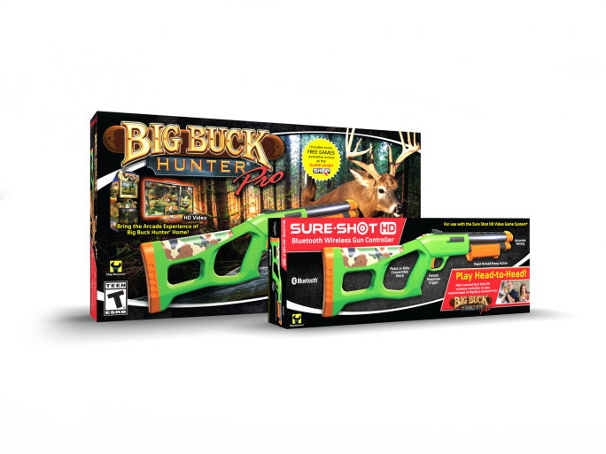 Big Buck Pro Pack Retail Boxes