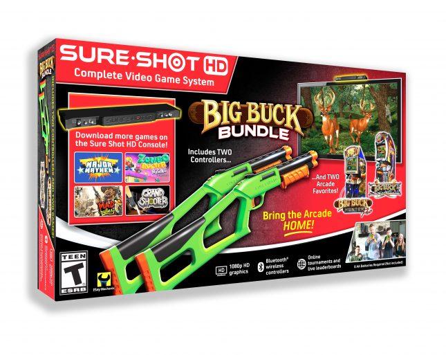 Big Buck Bundle Retail Box