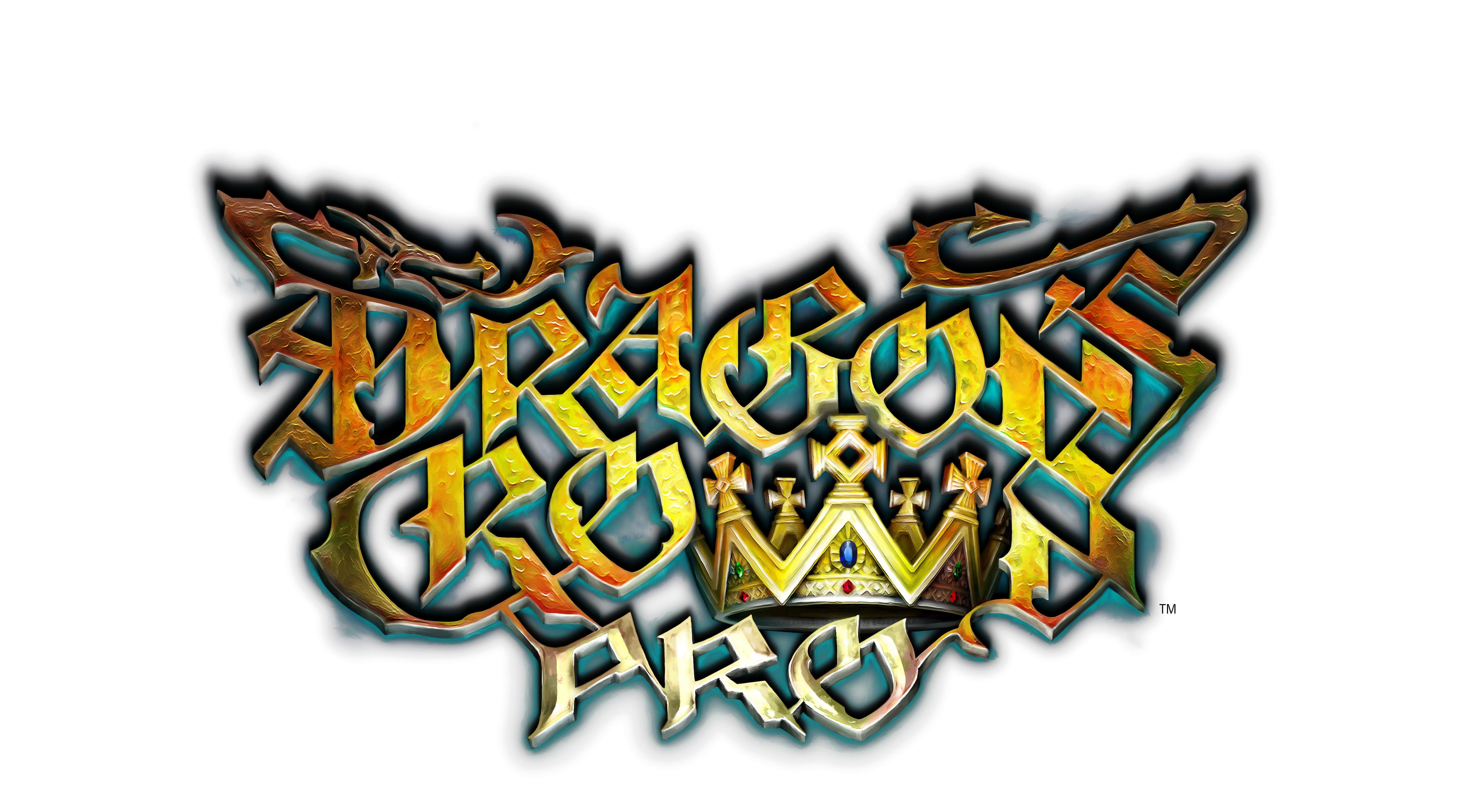 Dragon's Crown Pro - logo