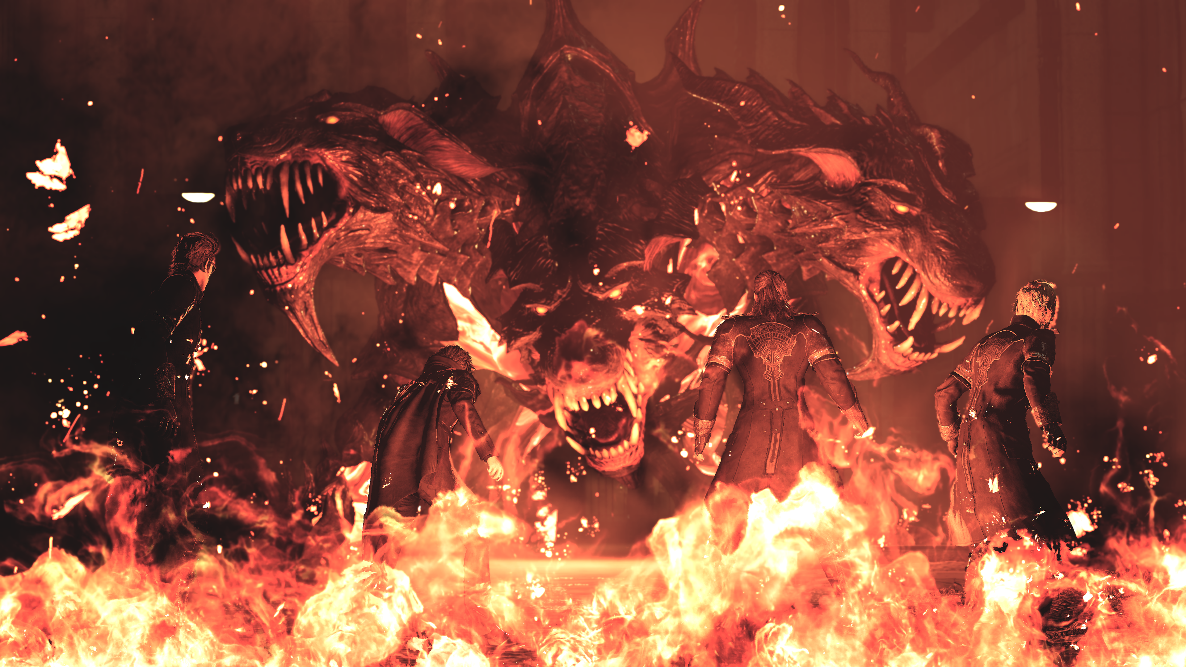 Final Fantasy XV Royal Edition - Cerberus