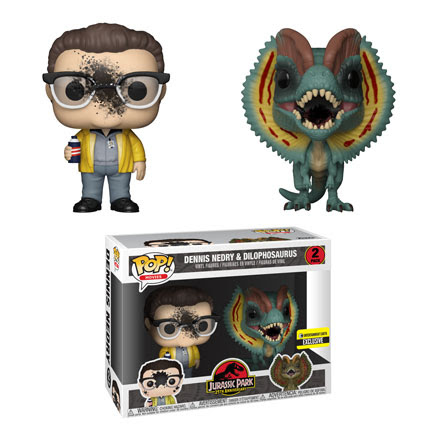 Funko Jurassic Park 6