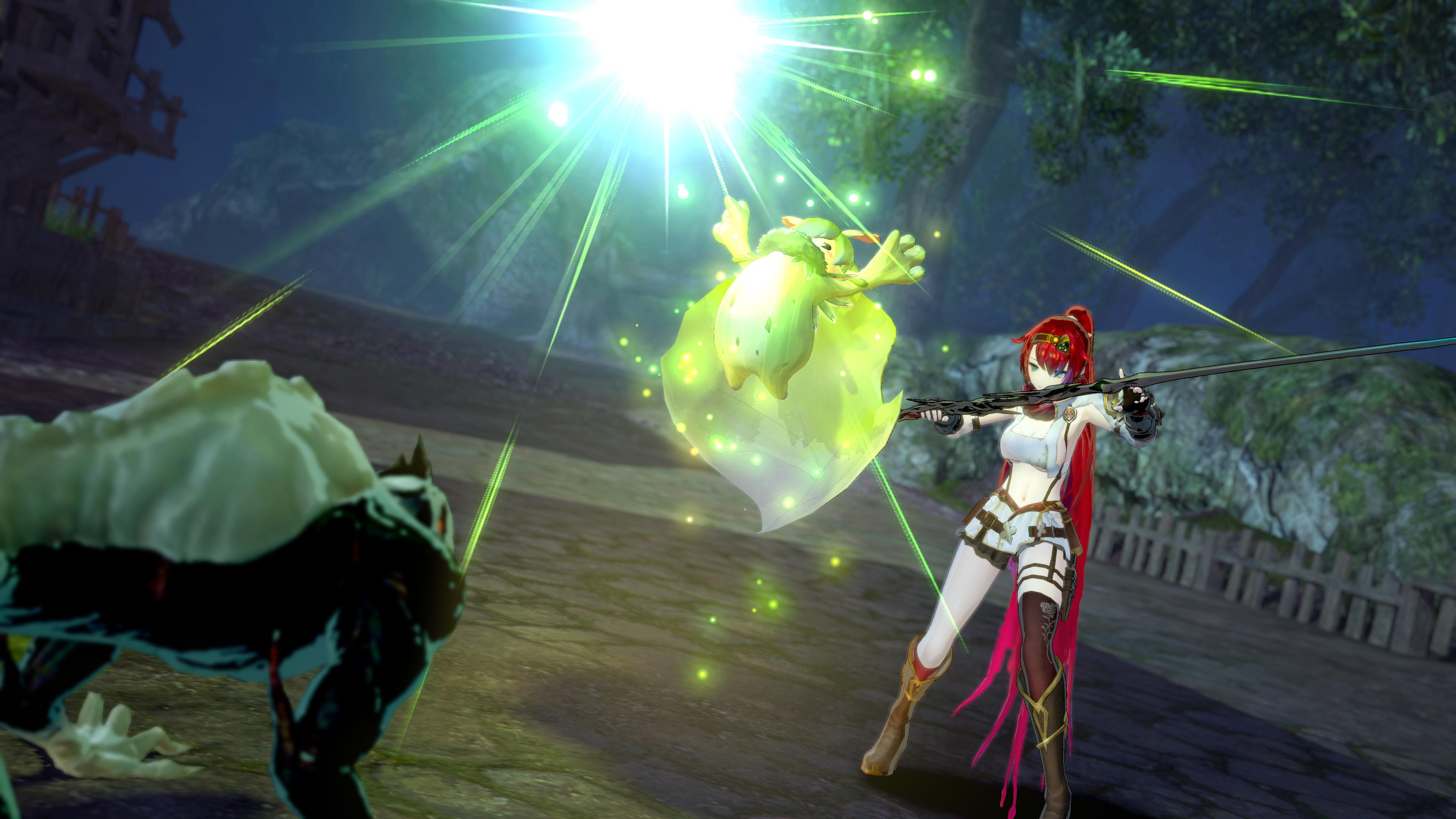 Nights of Azure 2: Bride of the New Moon - Servan