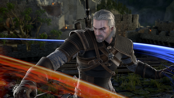 SOULCALIBUR VI - Geralt 02