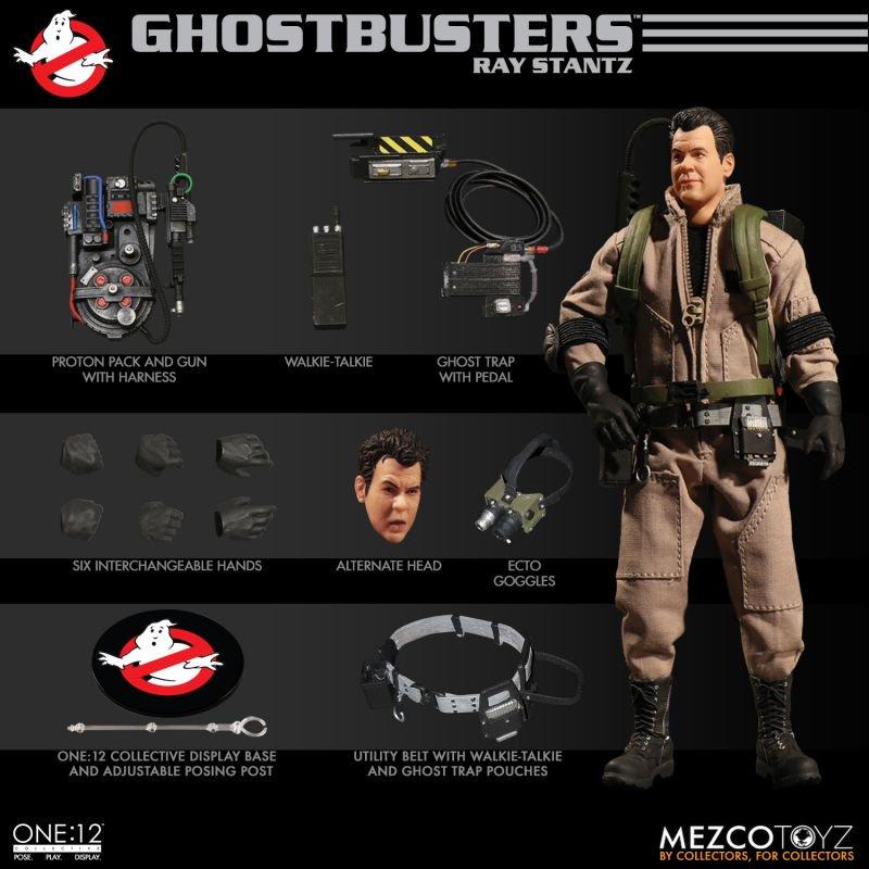 Mezco Ghostbusters 17