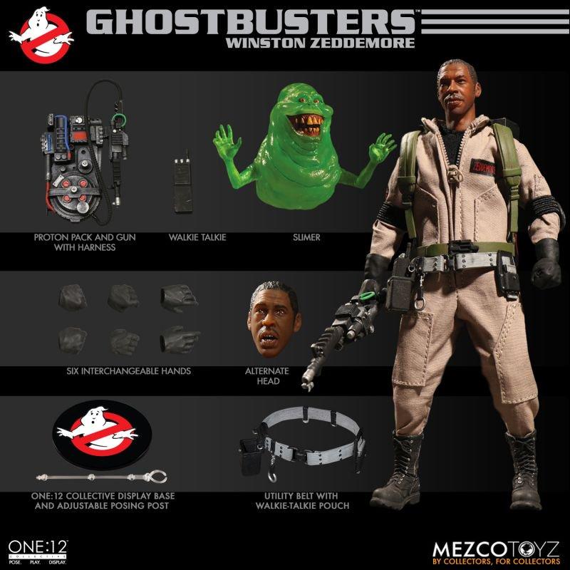 Mezco Ghostbusters 18