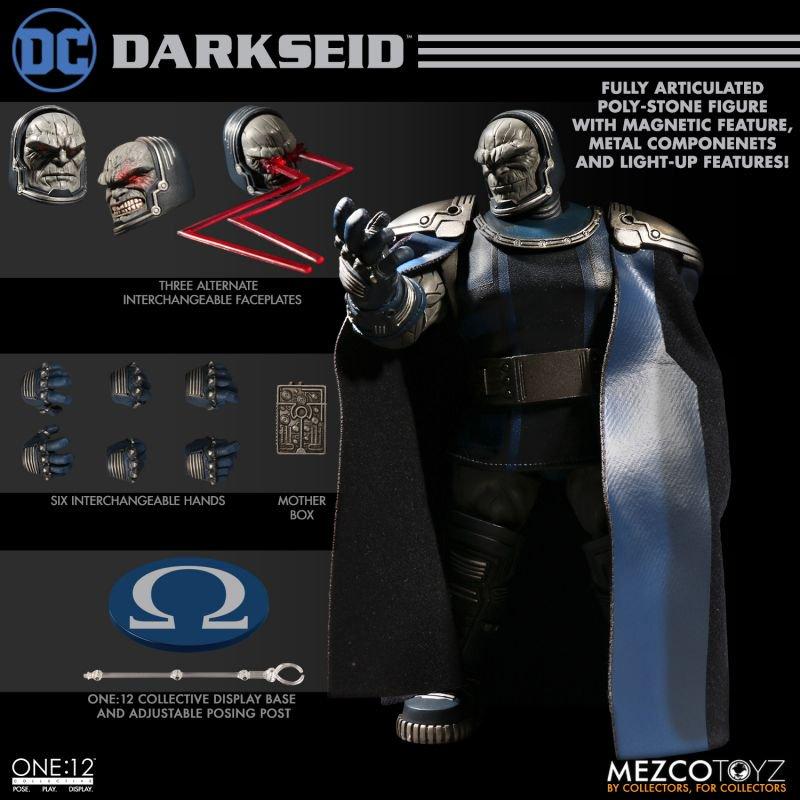 Mezco Darkseid 10