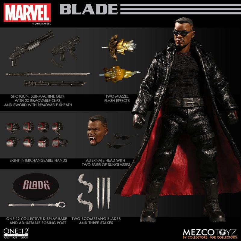 Mezco Blade 13