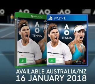 AO International Tennis - wait, what?