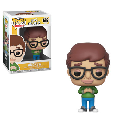 Funko Big Mouth