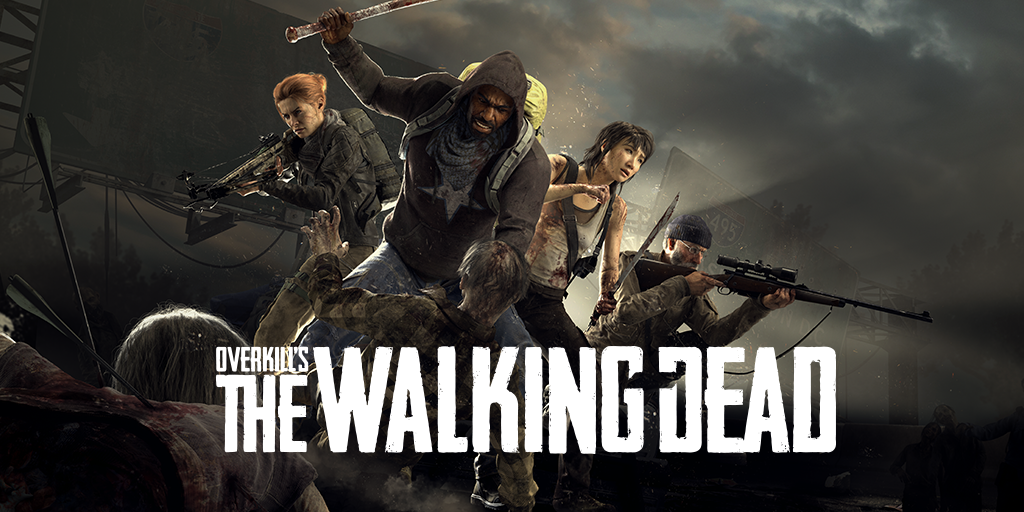 OVERKILL's The Walking Dead - logo