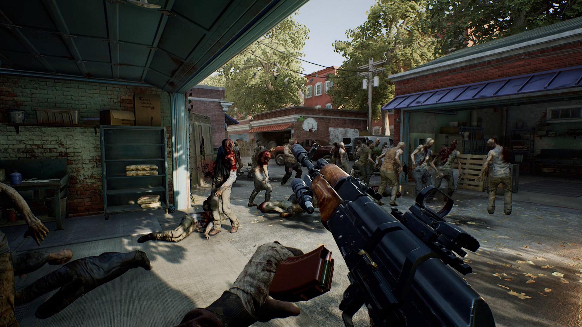 OVERKILL's The Walking Dead - AK-47