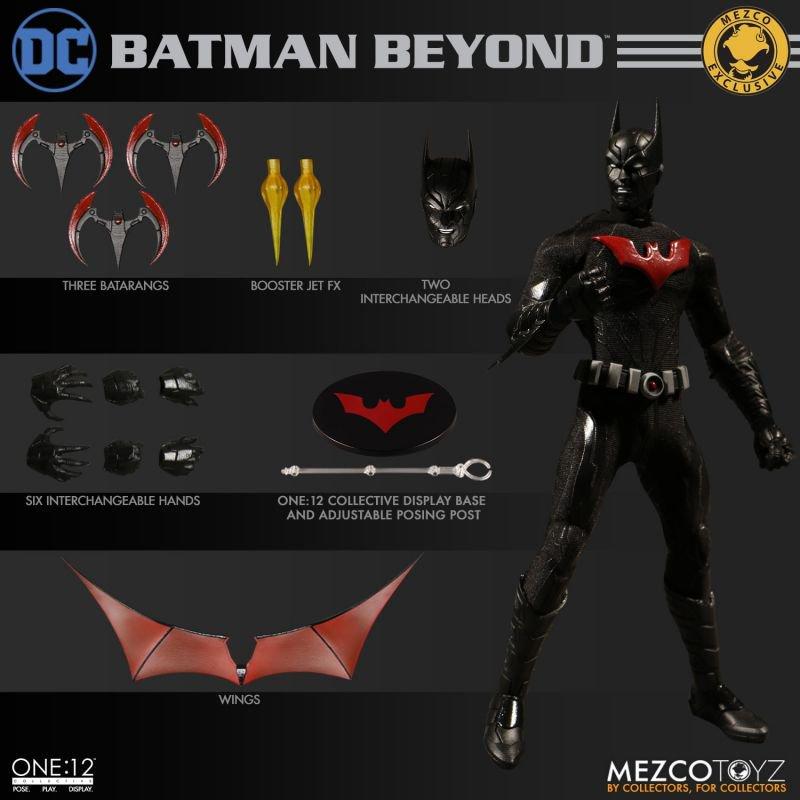 Mezco Batman Beyond 6