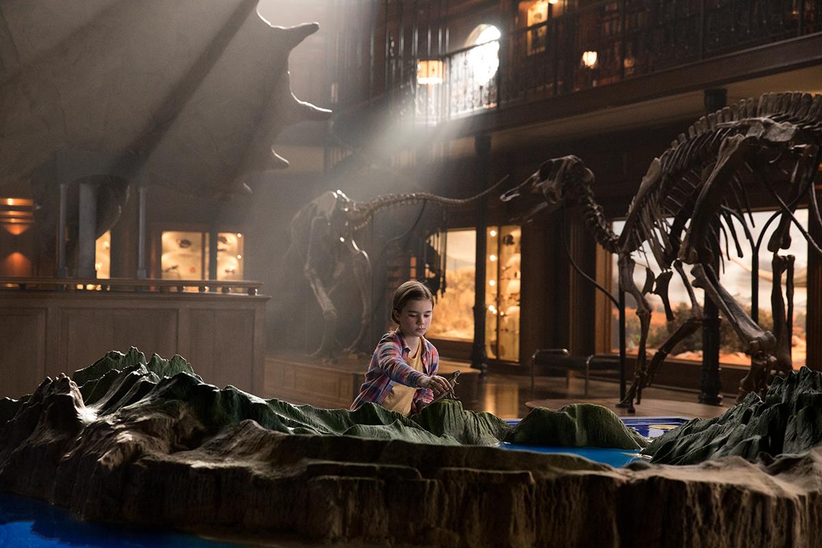 Jurassic World: Fallen Kingdom - Sanctuary