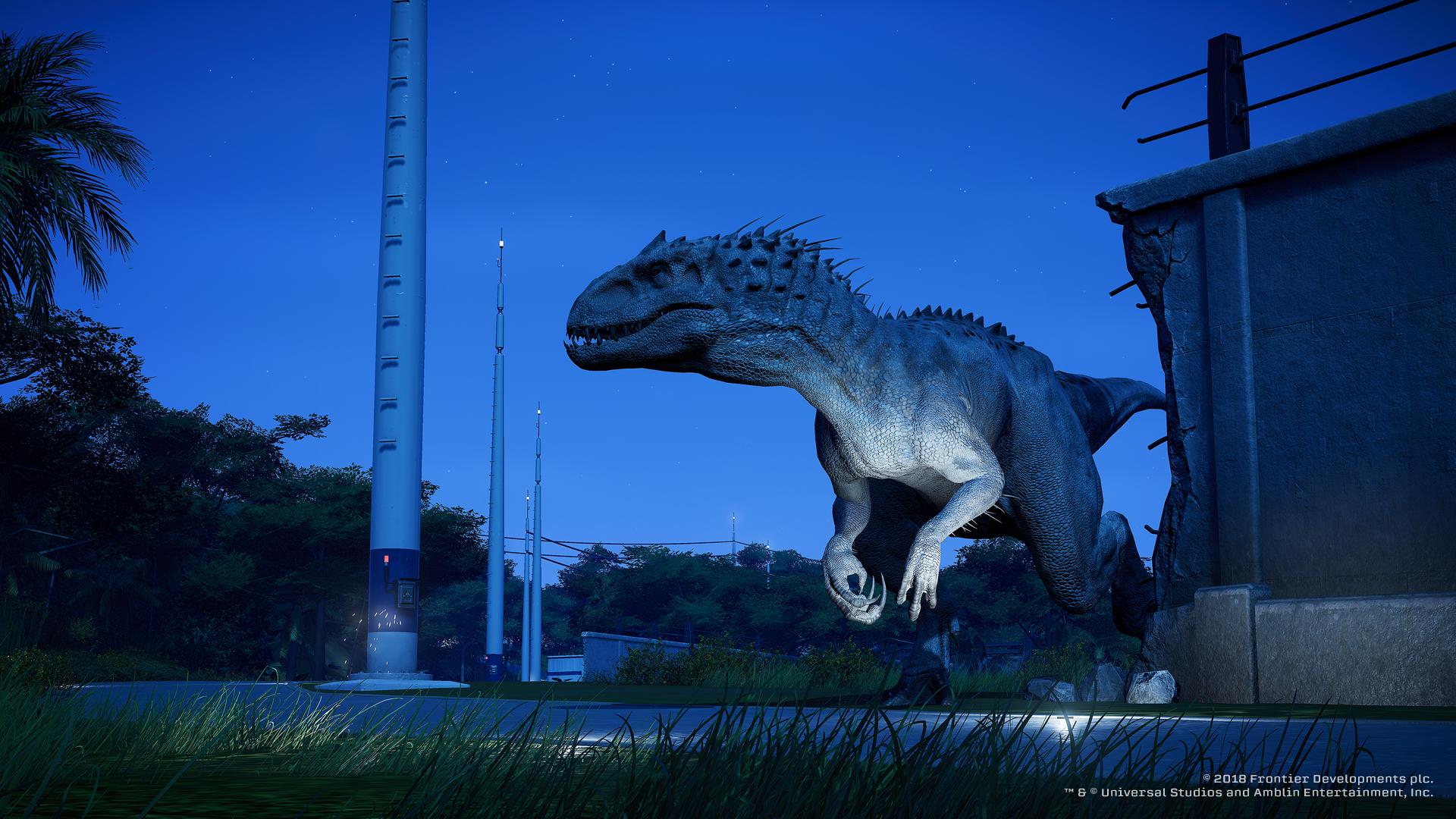 Jurassic World Evolution - Indominus Rex
