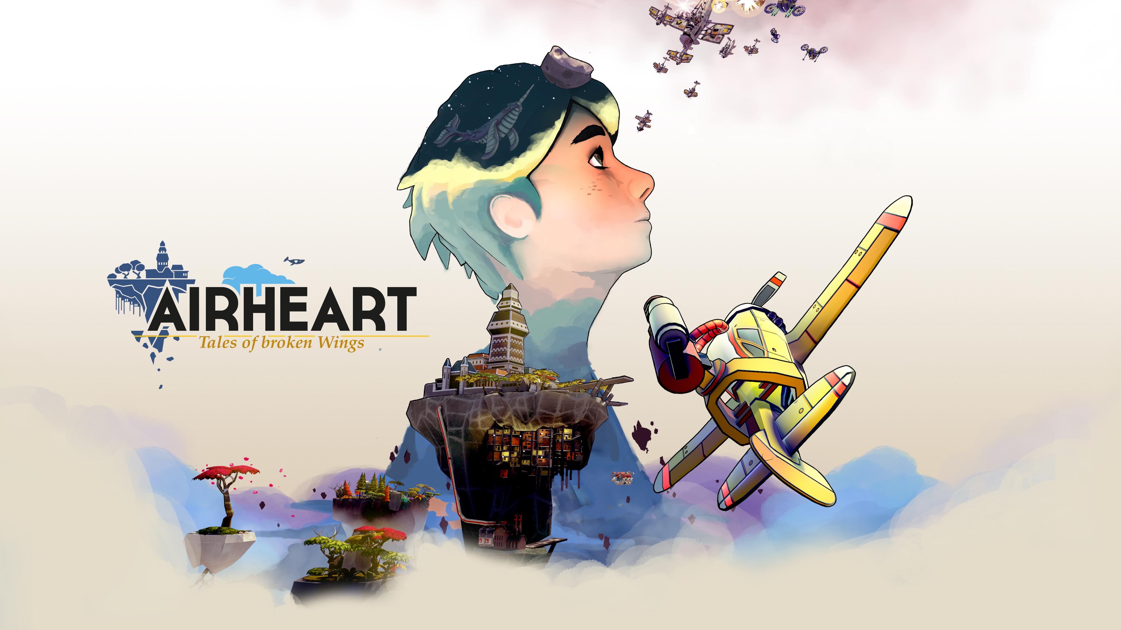 Airheart - Key art