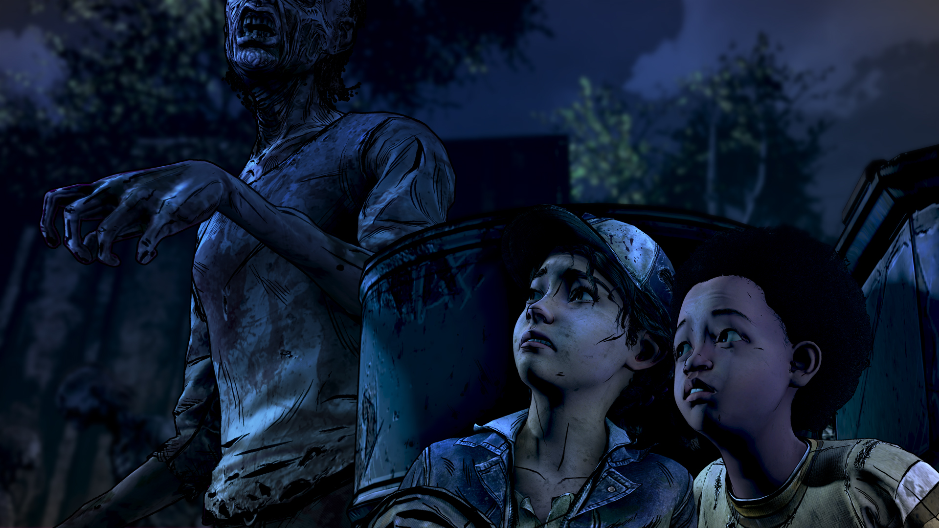 The Walking Dead: The Final Season - Clem & AJ