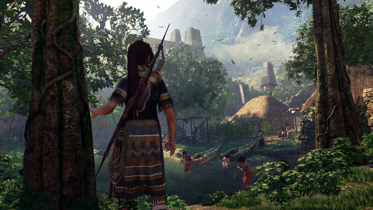 Shadow of the Tomb Raider - Paititi Lara