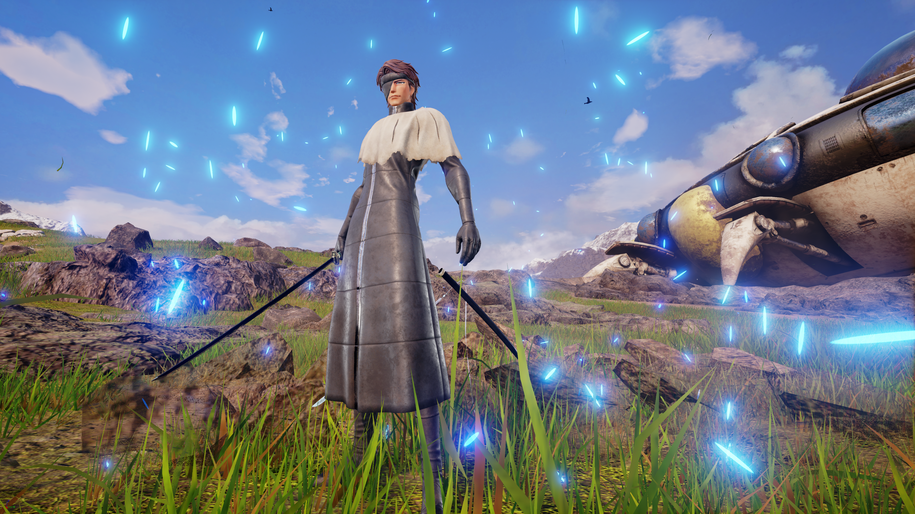 Jump Force - Aizen