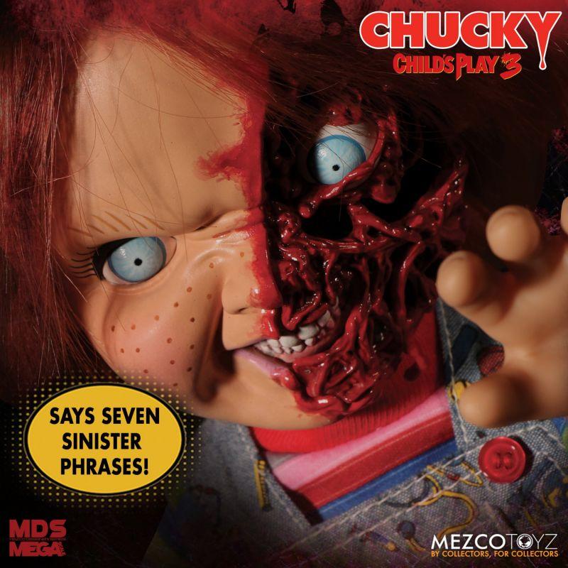 Mezco Designer Series Chucky 3