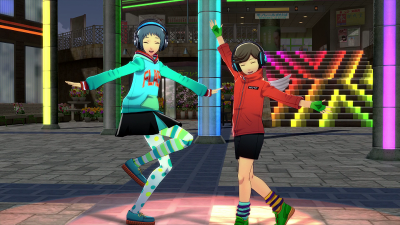 Persona Dancing: Endless Night Collection - 04