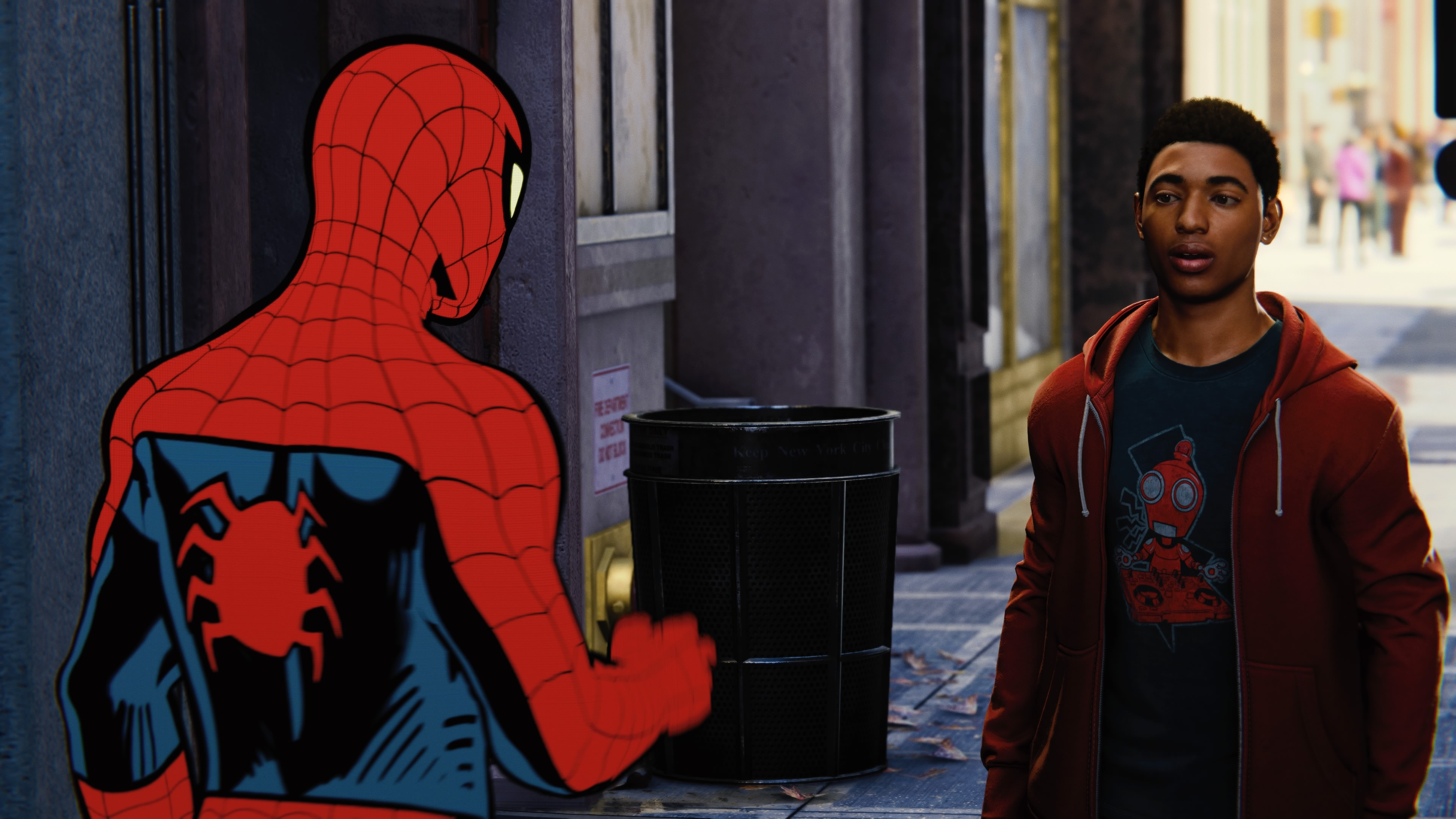 Marvel's Spider-Man - generations
