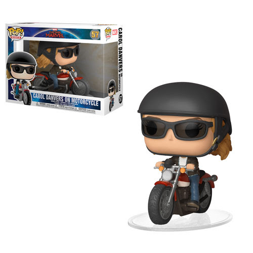 Funko CaptainMarvel 6
