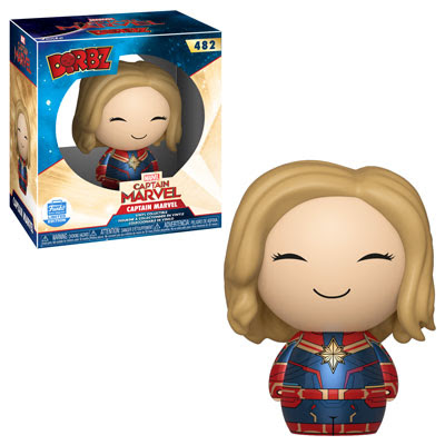 Funko CaptainMarvel 1