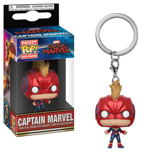 Funko CaptainMarvel