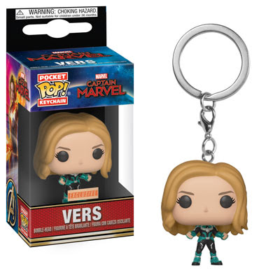 Funko CaptainMarvel 2