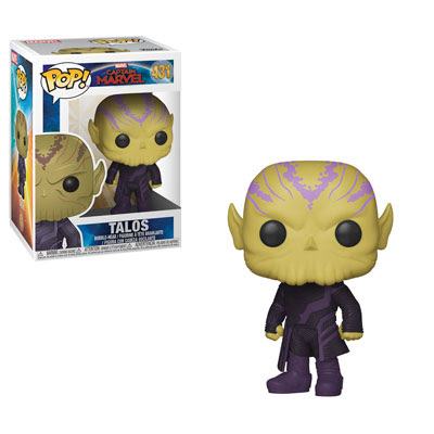 Funko CaptainMarvel 13