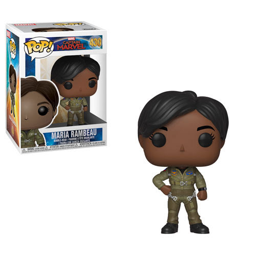 Funko CaptainMarvel 16