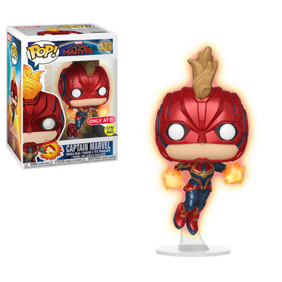 Funko CaptainMarvel 17