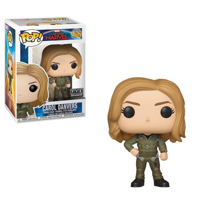 Funko CaptainMarvel 21