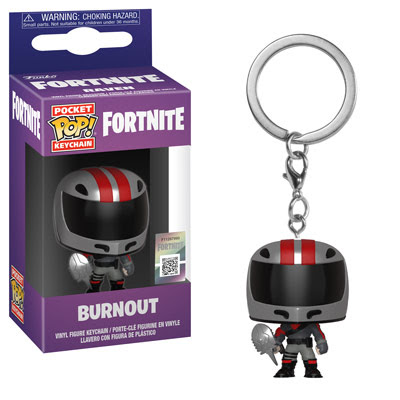 Funko Fortnite Pop Keychain 4