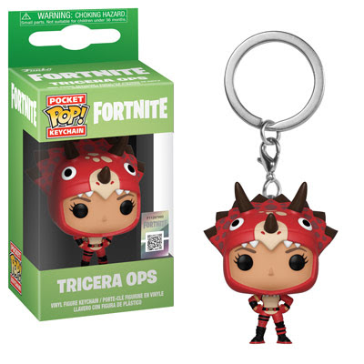 Funko Fortnite Pop Keychain 5