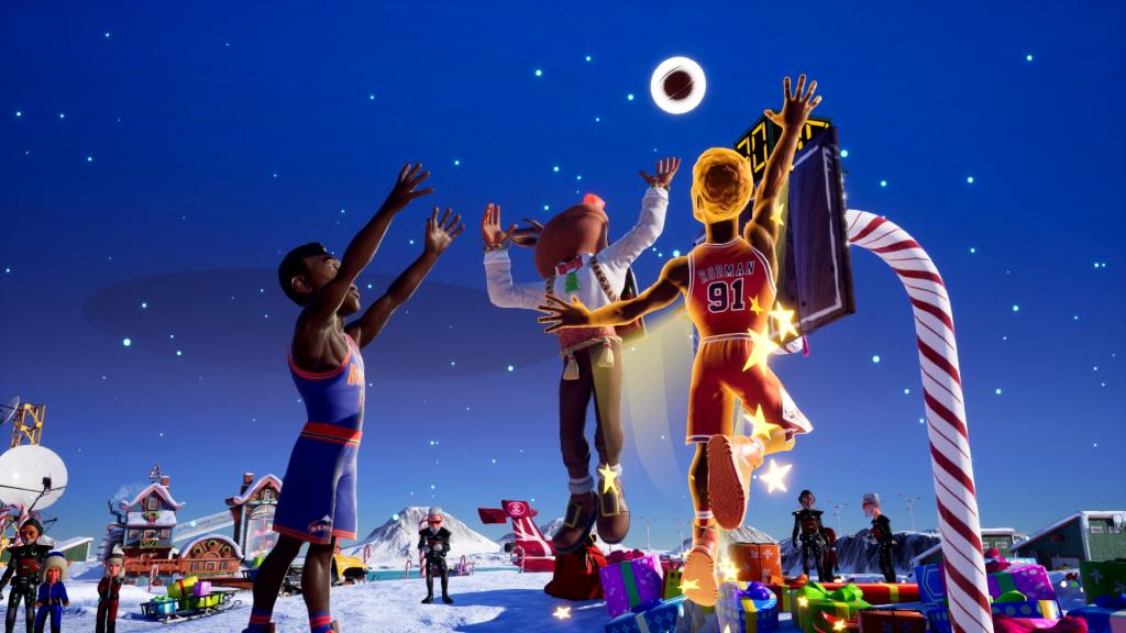 NBA2KPG2 Christmas Screens 4