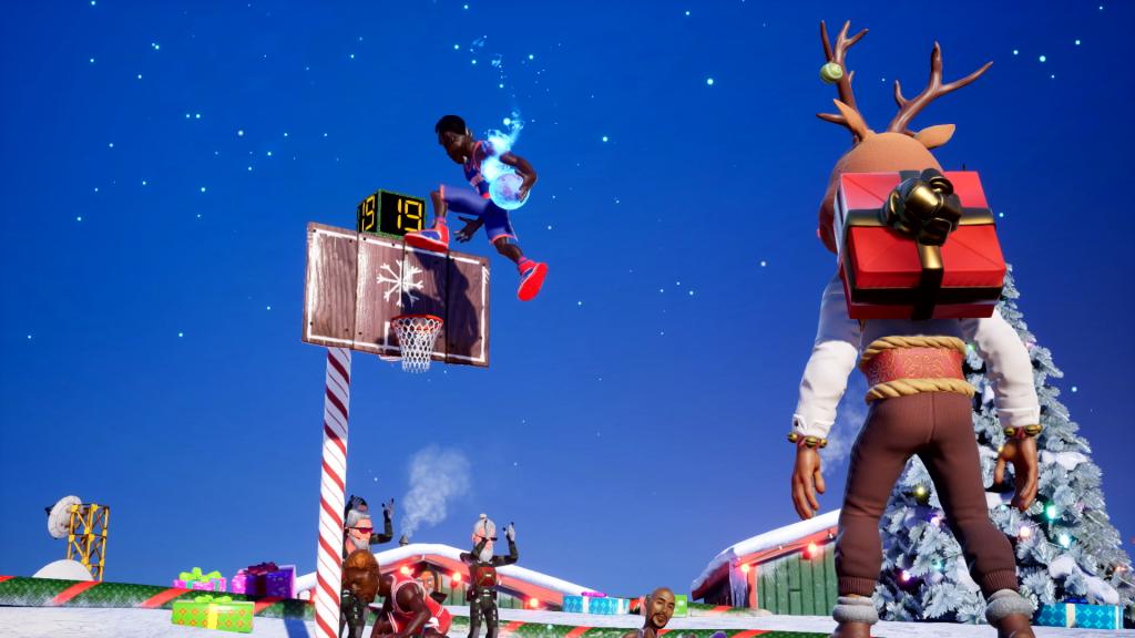 NBA2KPG2 Christmas Screens 8