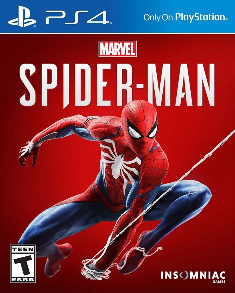 Spider ManPS4