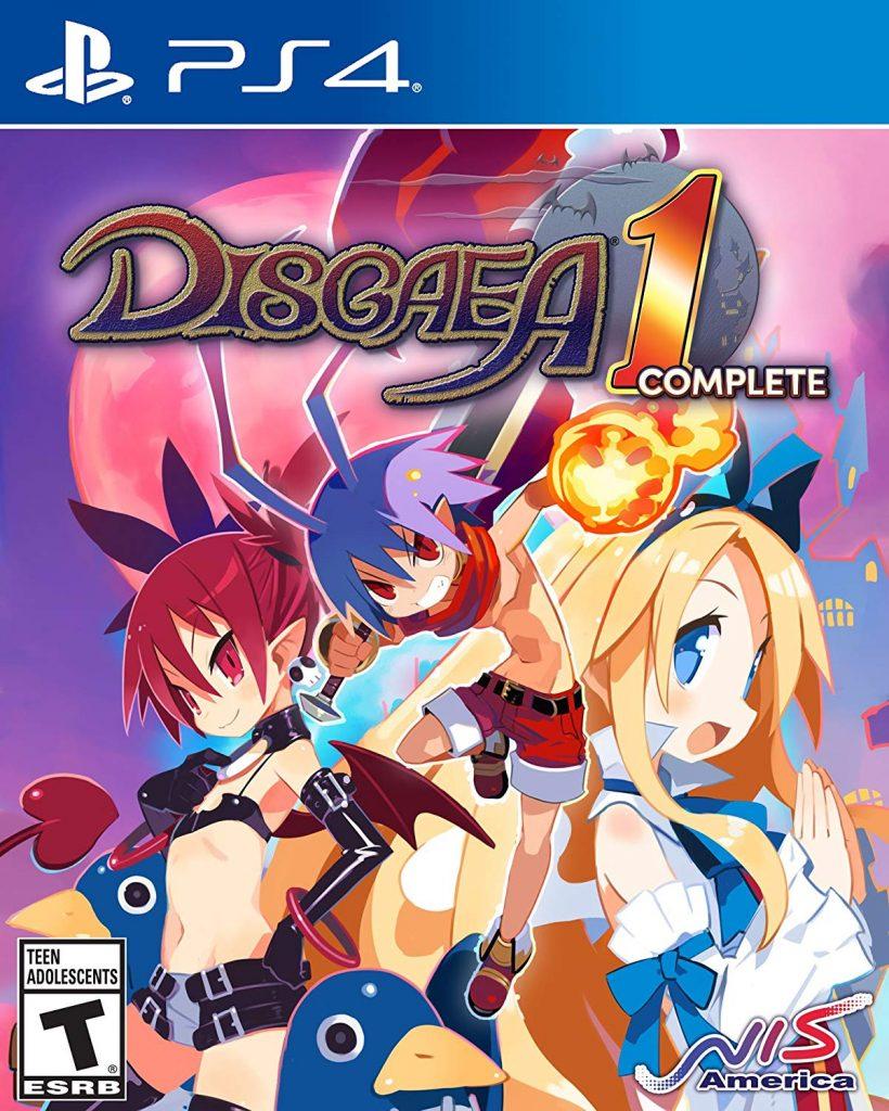 Disgaea1PS4