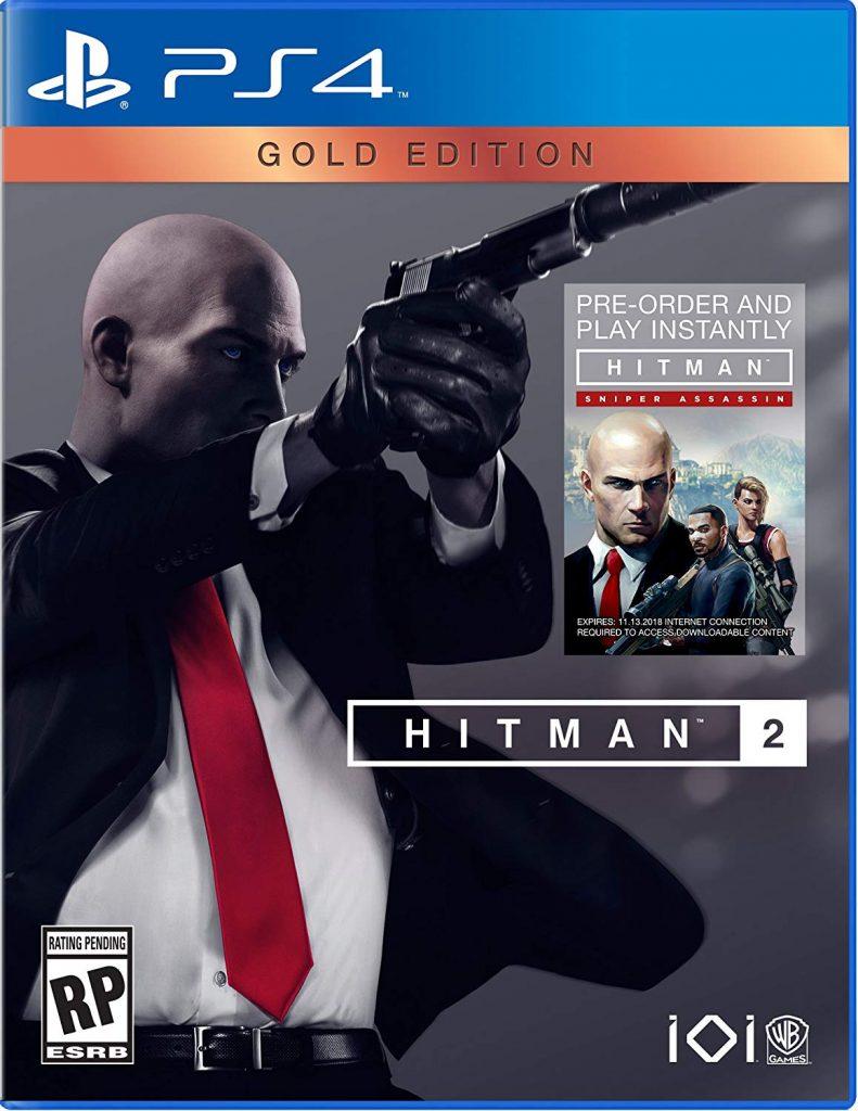 Hitman2PS4