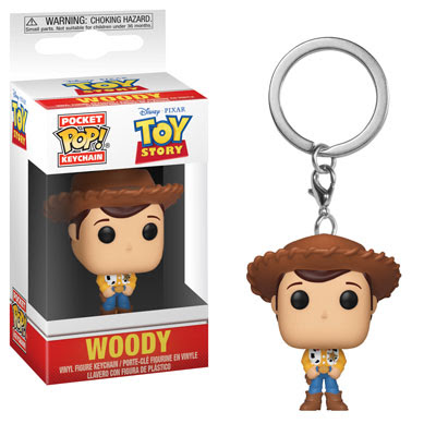 Toy Story Pop Keychain 4