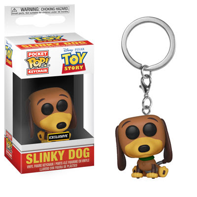 Toy Story Pop Keychain 1
