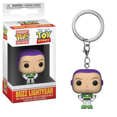 Toy Story Pop Keychain 2