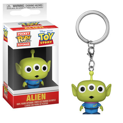 Toy Story Pop Keychain 31