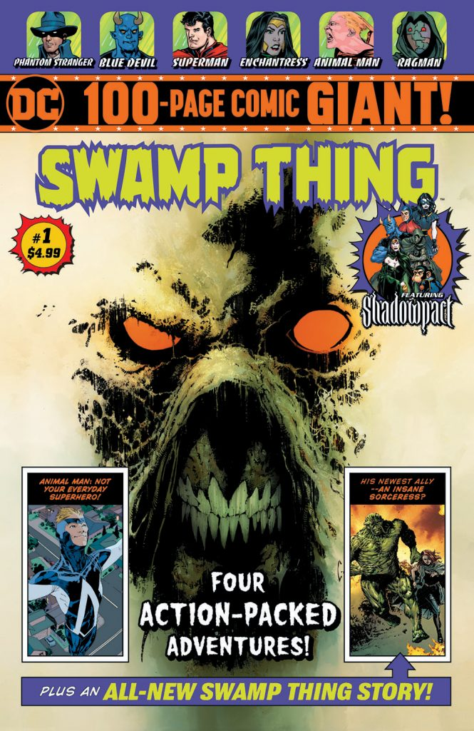 SWAMPTHING GIANT 01 CV