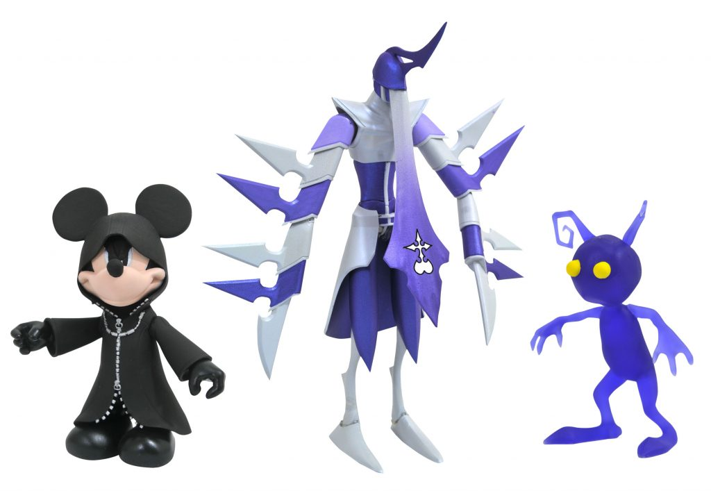 KH Mickey Assassin Shadow