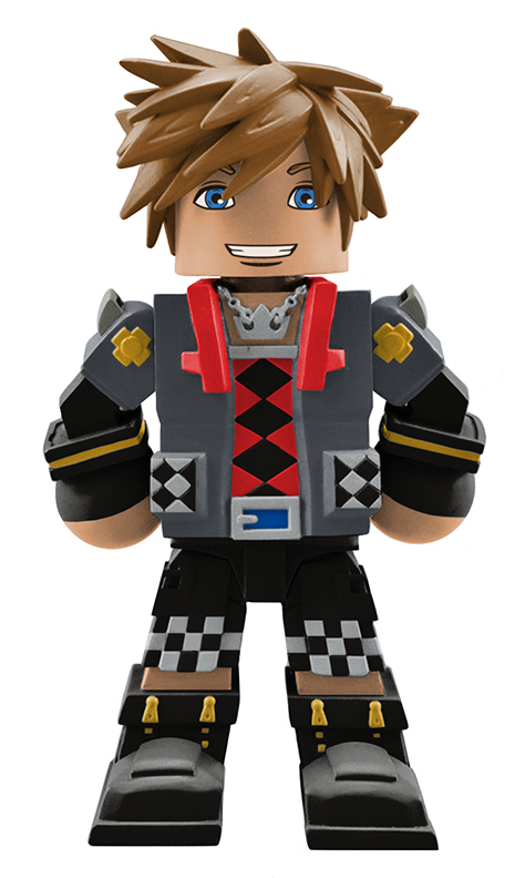 Vinimates Kingdom Hearts W4 Sora Toy Story